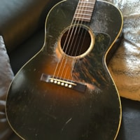 1934 Gibson L1