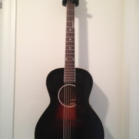 1934 Gibson Recording King 681