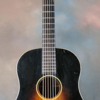 1934 Gibson Roy Smeck Stage Deluxe Hawaiian