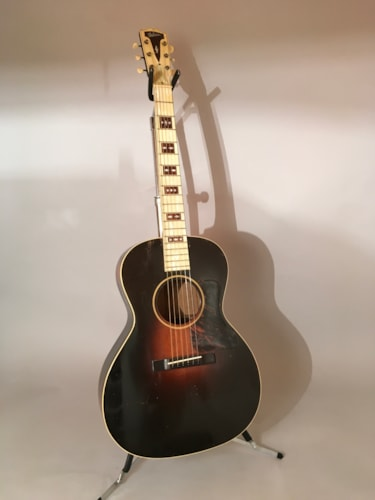 1935 Gibson Century of Progress Sunburst