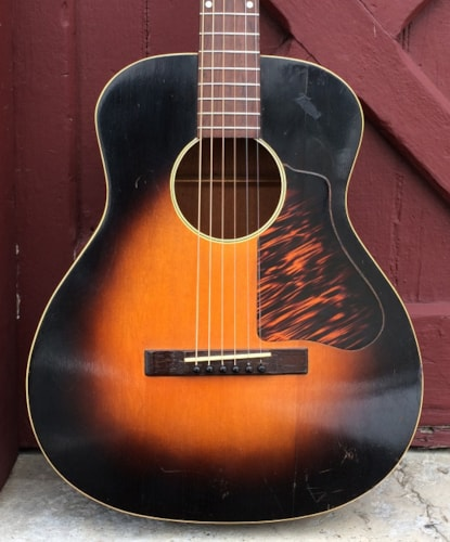 1935 Gibson Kalamazoo KG11 Sunburst, Excellent, Original Soft, $1,775.00