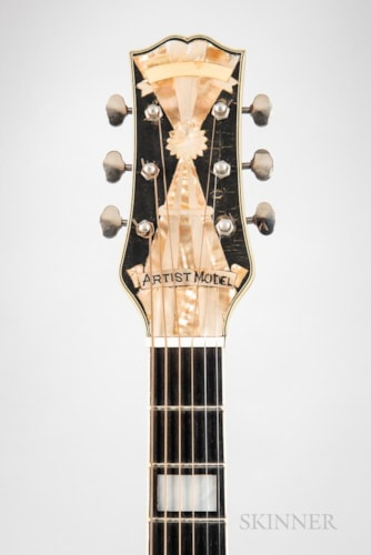~1935 Gretsch Artist Model 150 Sunburst