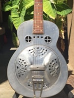 1935 National Guitar Co. DOBRO Fiddle Edge #32/35
