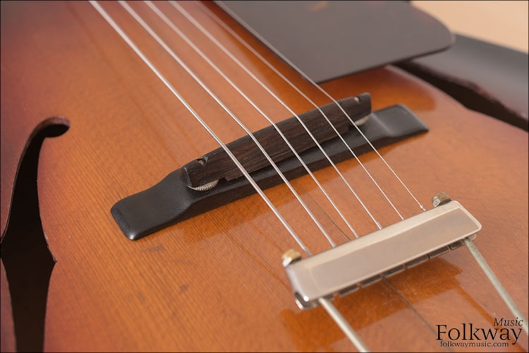 1936 Gibson L-30 Excellent, Hard, $1,996.00