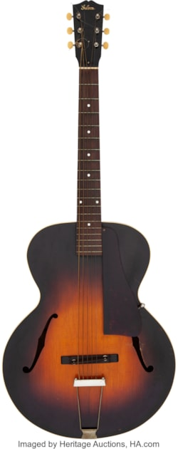 1936 Gibson L-50