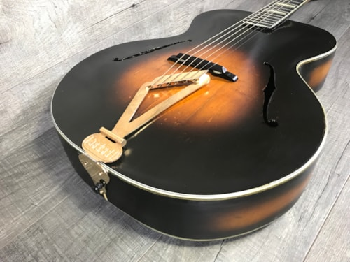 1936 Gretsh Artist Model 150 Sunburst