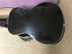 1937 Gibson Black Special #4 Black, Very Good, Soft