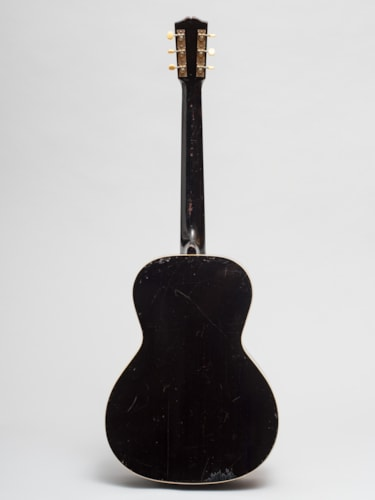 1937 Gibson L-0 Black, Very Good, Hard
