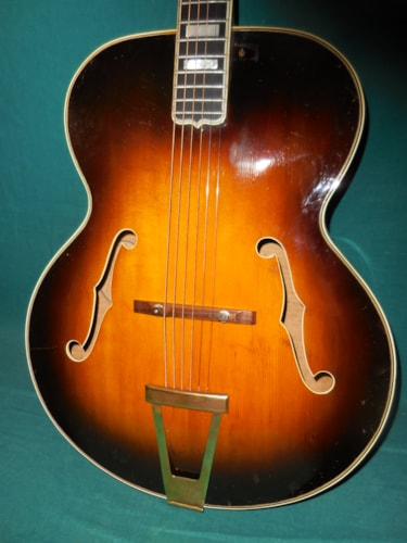1937 Gibson L-5 Excellent, Hard