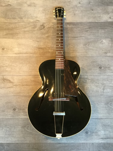 1937 Gibson Special 4 Black, Good, Hard, $2,450.00