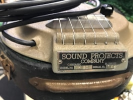 1937 Sound Projects  Troubadour A 20  / M200
