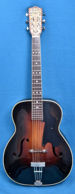1938 Bacon & Day Ne Plus Ultra Troubadour