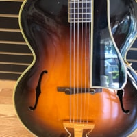 1938 Gibson L-12