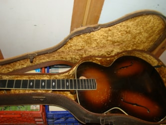 1938 Gretsch Archtop-Luthier Special