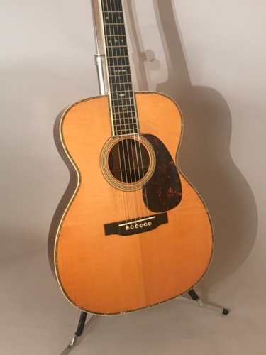 1938 Martin 000-45S Natural, Excellent, Hard, Call For Price!