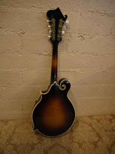 1939 Gibson F5 Sunburst, Very Good, Original Hard, Call For Price!