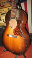 1939 Gibson Kalamazoo KG-14 Small Bodied Acoustic