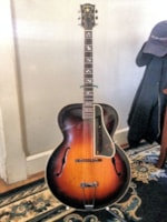 1939 Gibson L-7