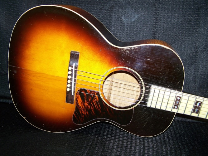 1939 Gibson LC Century of Progress Excellent, Hard