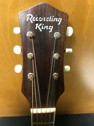 1939 Regal Jumbo Sunburst, Excellent, Soft