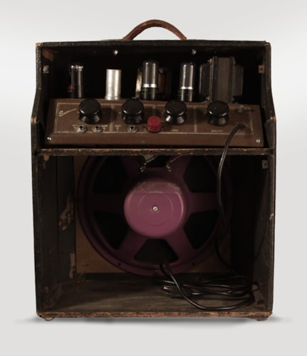 1940 Electromuse - black vinyl covering Very Good $650.00
