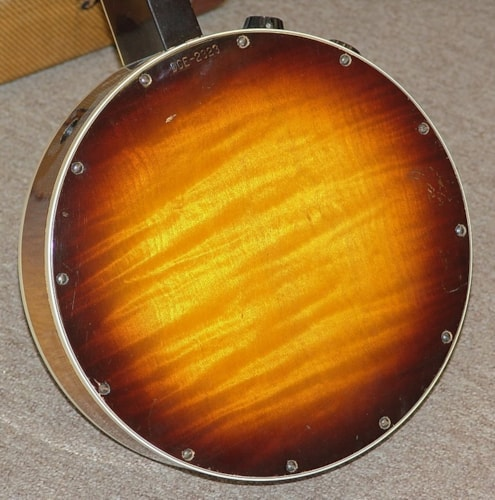 1940 Gibson ETB Electric Tenor Banjo w/ EH-150 Amplifier