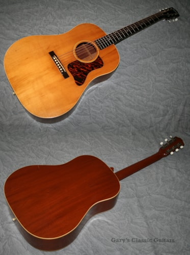 1940 Gibson J-35 (#GIA0513) Natural, Excellent, Hard