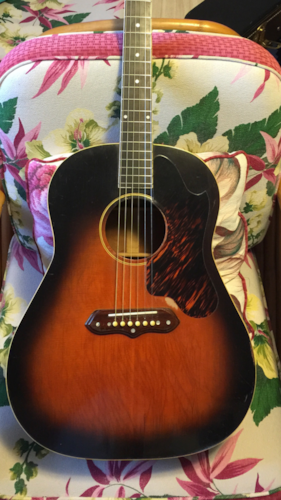 1940 Gibson Recording King Ray Whitley  Near Mint, Hard, $12,500.00