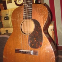 1940 Martin 0-17 Small Bodied Acoustic