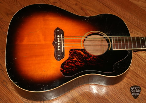 1940  Recording King  Ray Whitley  Sunburst