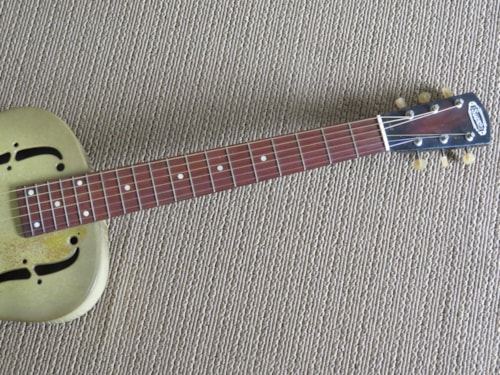 1940 Supro (by National)  Collegian creme, Excellent, Hard, Call For Price!