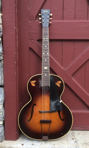 1940 Vega C-46 Sunburst, Excellent, Hard, $725.00