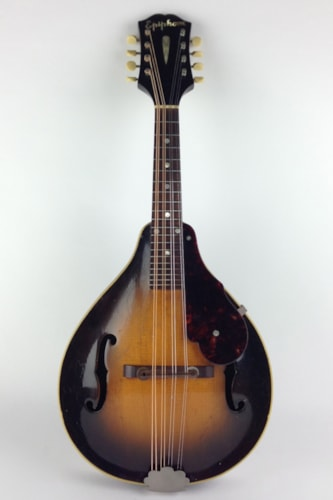1941 Epiphone Rivoli Sunburst, Very Good, Hard, $1,250.00