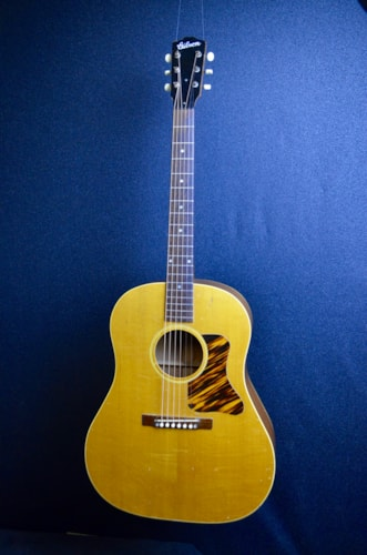 1941 Gibson J-35 Natural, Very Good, Hard, $9,500.00