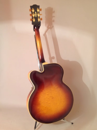 1941 Gibson Super 400 Premier Sunburst, Excellent, Original Hard, Call For Price!