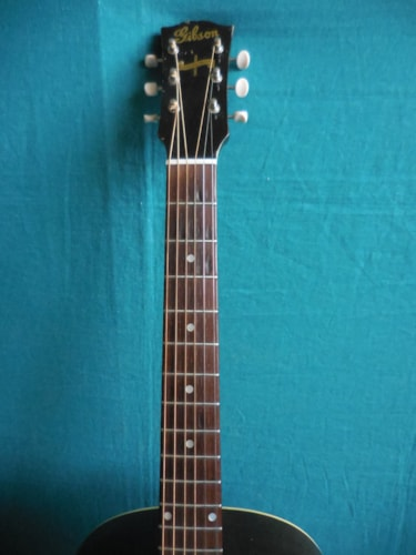 1943 gibson J 45 banner Very Good, Hard, $6,500.00