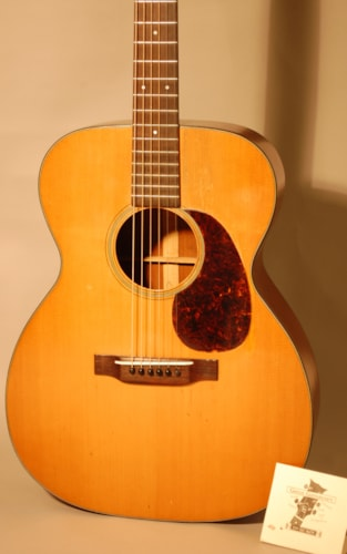 1943 Martin 000-18, 00018 Spruce,Mahoganhy, Excellent, Hard