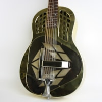 1943 National Tricone Resonator
