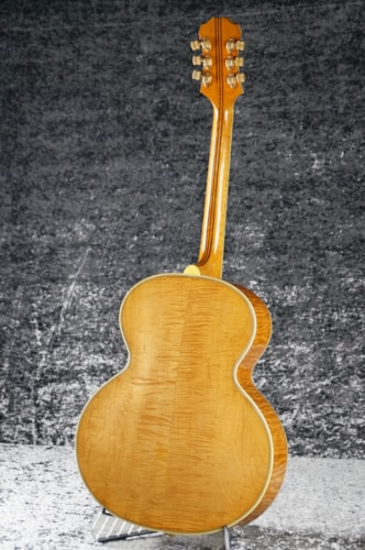 1946 Epiphone Emperor Natural, Excellent, Hard, Call For Price!