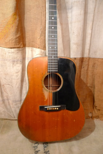 1946 Martin D-18 Natural, Good, Hard, $6,500.00