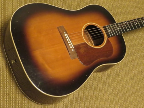 1947  Gibson/National  N 66 Sunburst