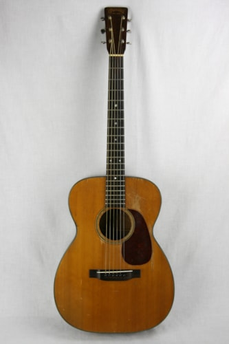 1948 Martin 00-18 Natural, Very Good, Hard, $2,750.00