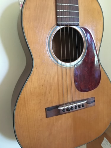 1949 Martin 5-18 Natural Terz size 12 fret/slotted headstock acoustic guitar