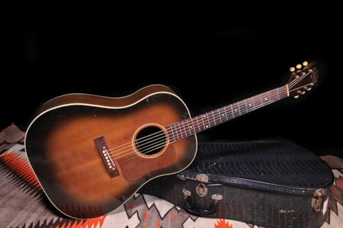 "1948 National Model 1155 ""Sunburst"", Excellent, Hard"