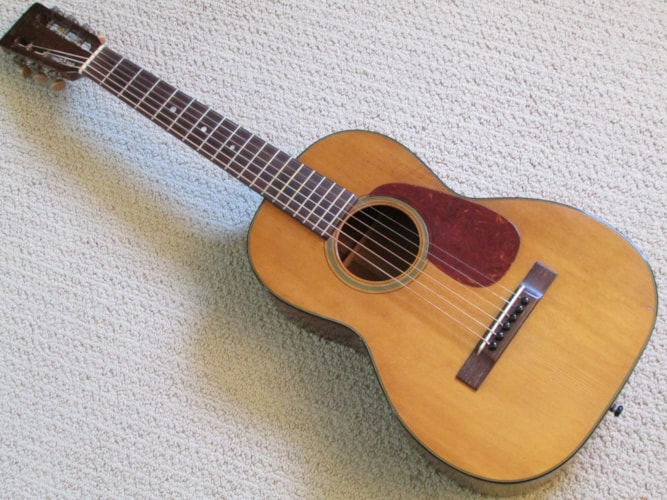 1949 CF Martin 5-18 Natural, Excellent, Call For Price!