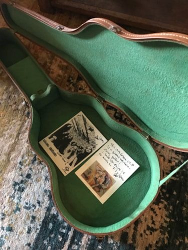 1949 Gibson L7-P (owned by Ed King)  Excellent, Original Hard, $5,500.00