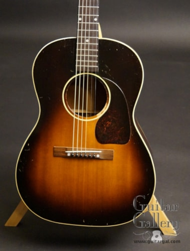 1949 Gibson LG-2 Sunburst, Excellent, Hard