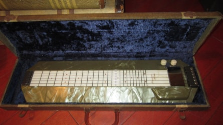 ~1949 Magnatone Melody Melodier Lap Steel