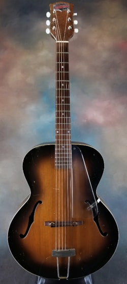 1949 National 1145 Archtop