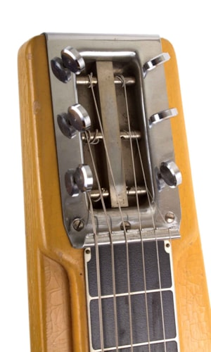 1950 Fender® Deluxe 6 Lap Steel Excellent, Original Hard, $2,495.00